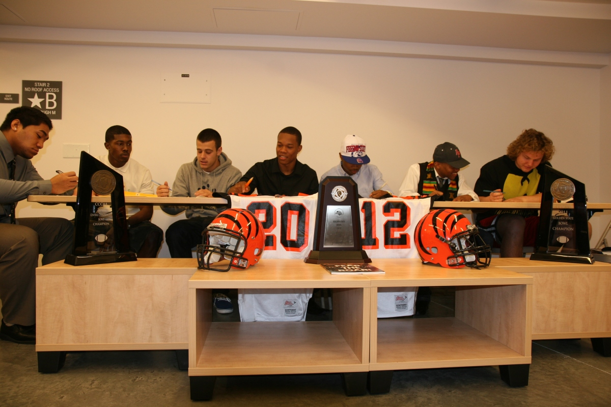 Riverside City College has 22 signees moving on to next level after signing day