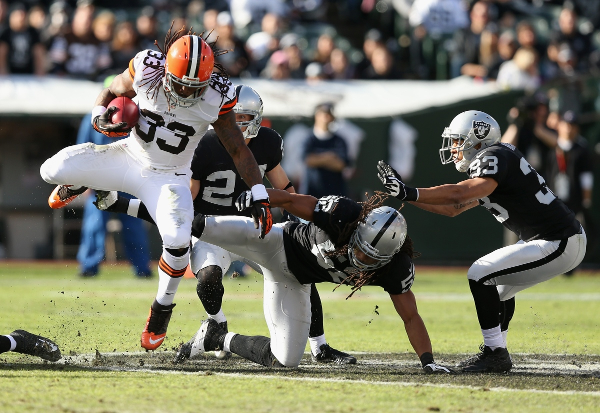 Sports Minded: 2013 Oakland Raiders preview
