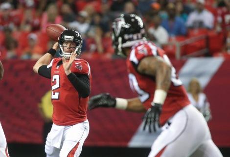 NFL: Preseason-Miami Dolphins at Atlanta Falcons