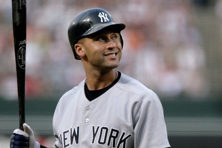 Derek_Jeter_by_Keith_Allison